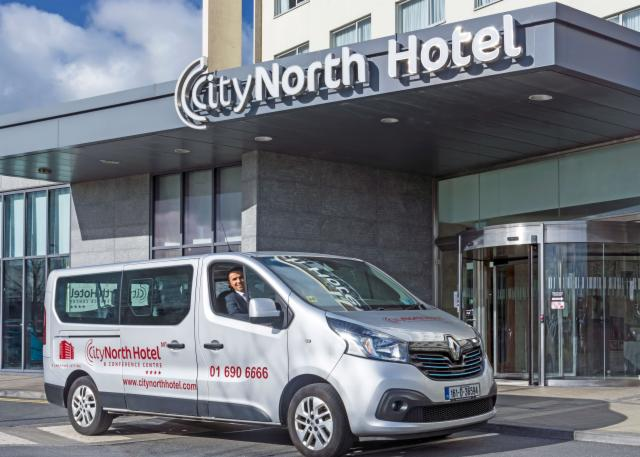 Stay, Park and Fly - 15 minutes from Dublin Airport - Double/Twin Plus Parking & Airport Shuttle