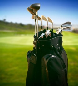 2-Night Golf Break with Breakfast and 1 Dinner