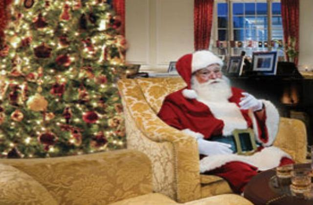 Santa Experience at Castlemartyr