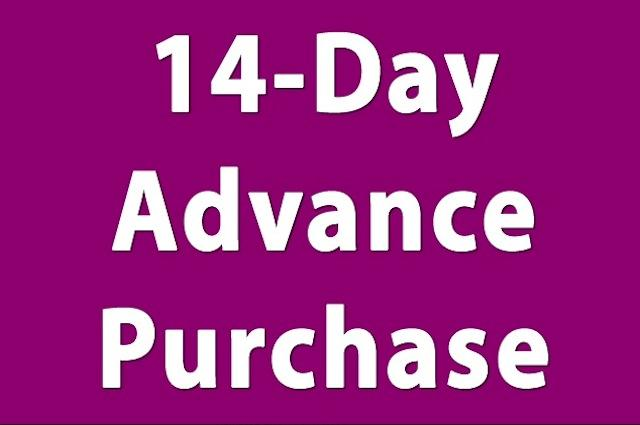 Advance Purchase Offer