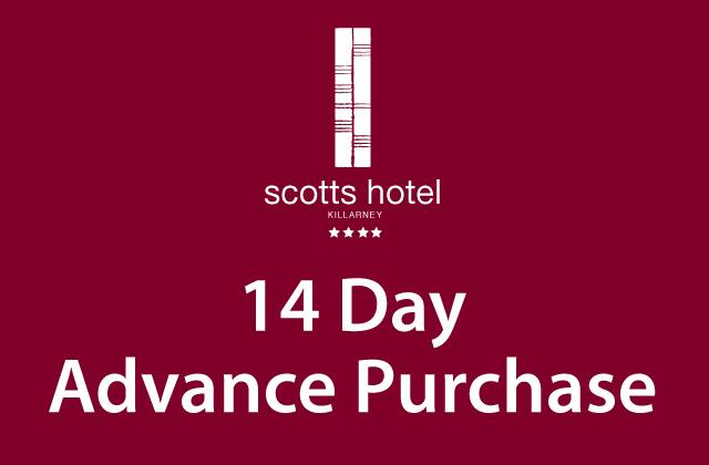 Advance Purchase Rate - Single Room with Breakfast (1 person)