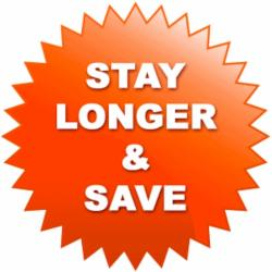Stay & Save!