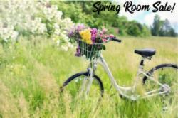 Spring Room Sale