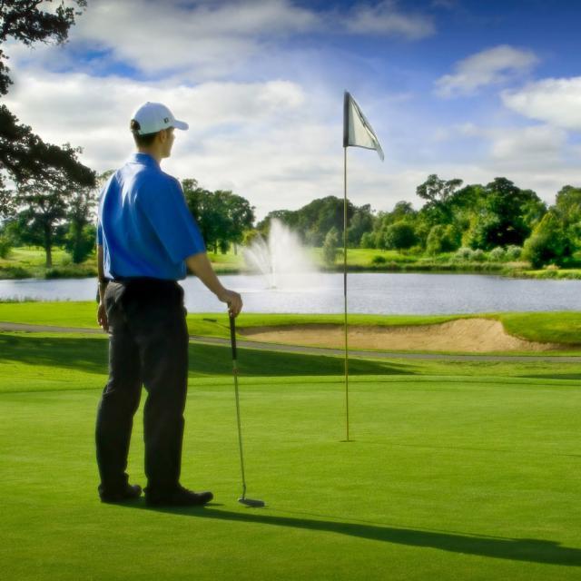 K Club Golf Breaks
