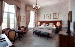 European Gourmet Escape, 1 Night - Liffey Deluxe Room