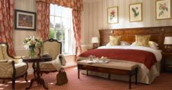 Kildare Fine Dining: Gourmet Escape at the K Club, 1 Night - Liffey Deluxe Room