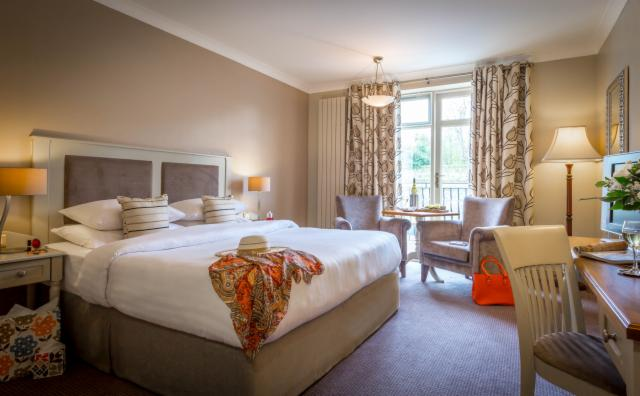 Exclusive Offer, 5% discount - Deluxe Castle View Double for Single Use with Breakfast