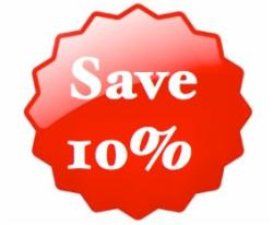 Stay 2 Nights & Save 10%