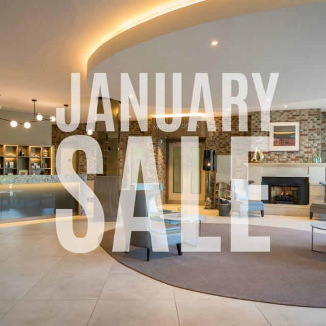 January Room Sale - 10% Discount on B&B - Double Room