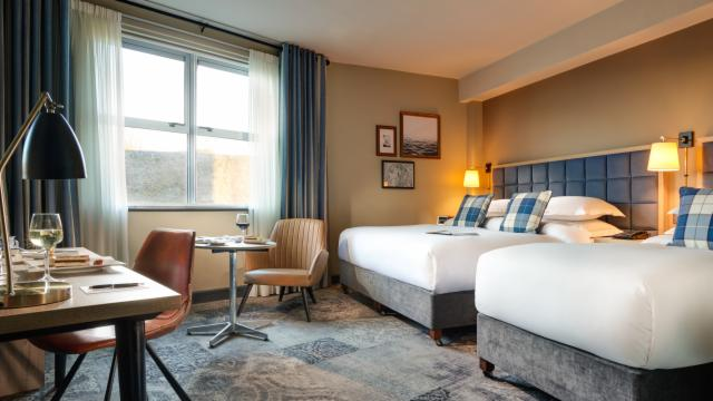 Wild Atlantic May - 2-Night Stay with Breakfast and 1 Dinner (Family Room)