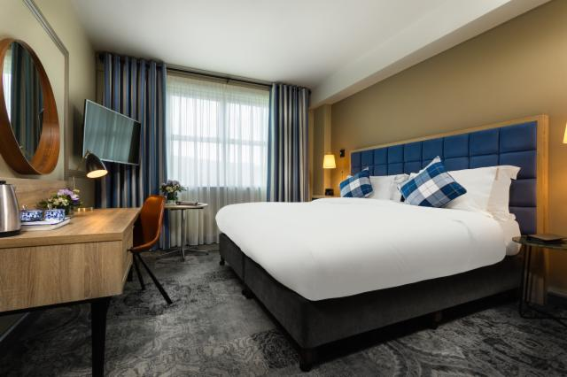 Executive King / Twin Room - Bed & Brunch