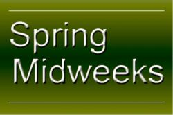 Spring Midweek Breaks