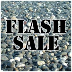 Flash Sale for Thursday 18th & Thursday 25th February 2016