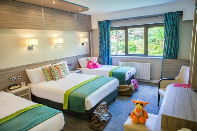 Book Now Pay Later -  Family Room with Breakfast (2 Adults & 3 Children or 3 Adults & 2 Children)