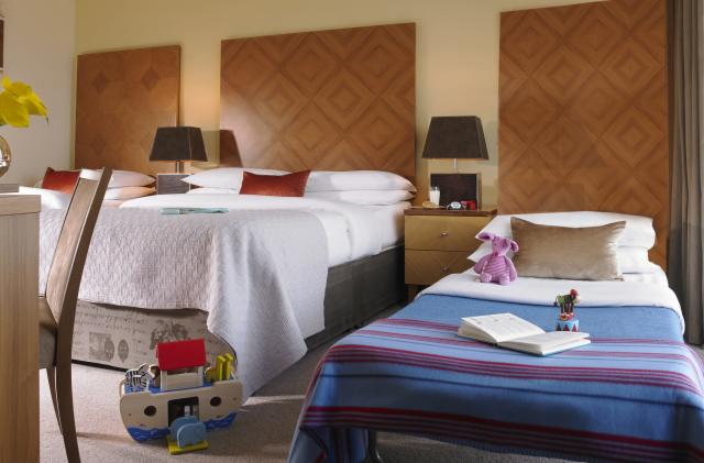 Classic Family Room (2 adults & 2 children) - Room Only -  60 Day Advance Purchase - SAVE 20%