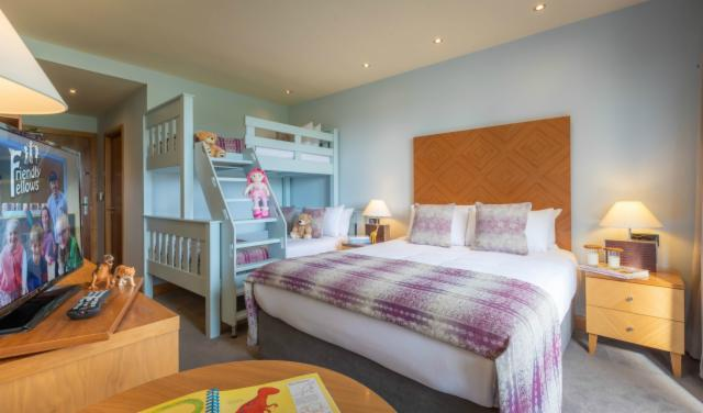 Family Room with Bunk Bed  - Room Only - Book Now, Pay later