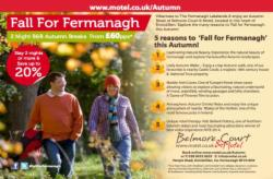Fall for Fermanagh From £ 60