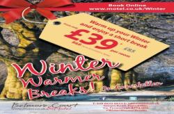Winter Warmer Breaks From £ 39