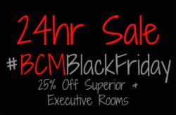 Black Friday 24-Hour Sale From £ 64