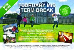 February Midterm Break From £ 59