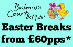 Springtacular Easter 2 Night Breaks From £ 60