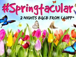 Springtacular 2 Night Break From £60