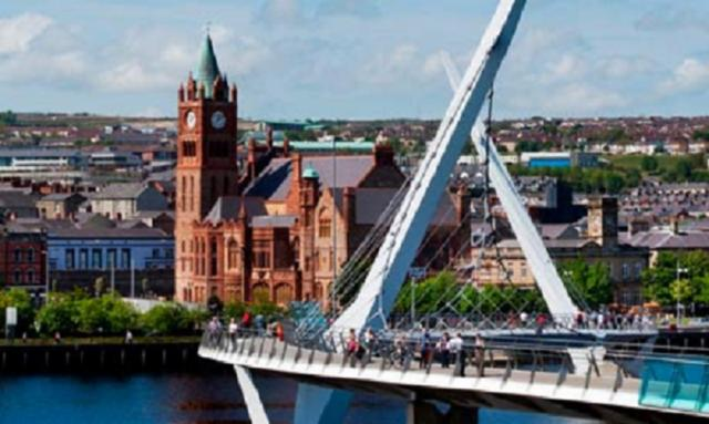 The LegenDerry City Experience - 2 Night Offer