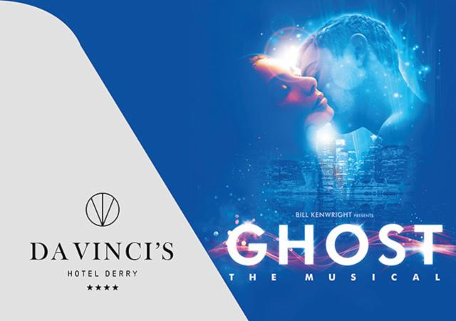 'Ghost the Musical' Theatre Package:14th & 15th February 2019