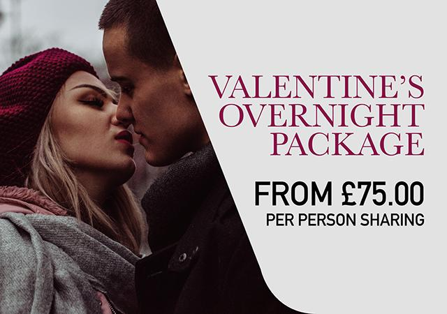 Valentine's Overnight Package