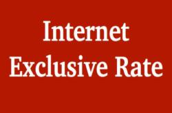 Internet Exclusive Rate