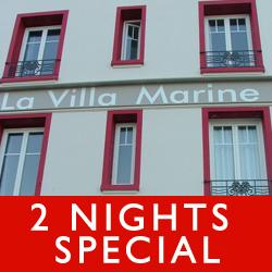 2 Nights Special From €120.50