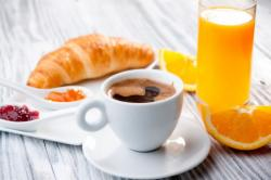Special Offer: Breakfast Included Van €80.00