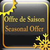 SEASONAL OFFER Save up to 15% OFF our Best Available Rates