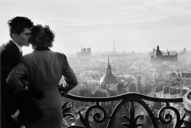 Paris des Amoureux