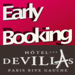 Early Booking Rate Desde €74.00