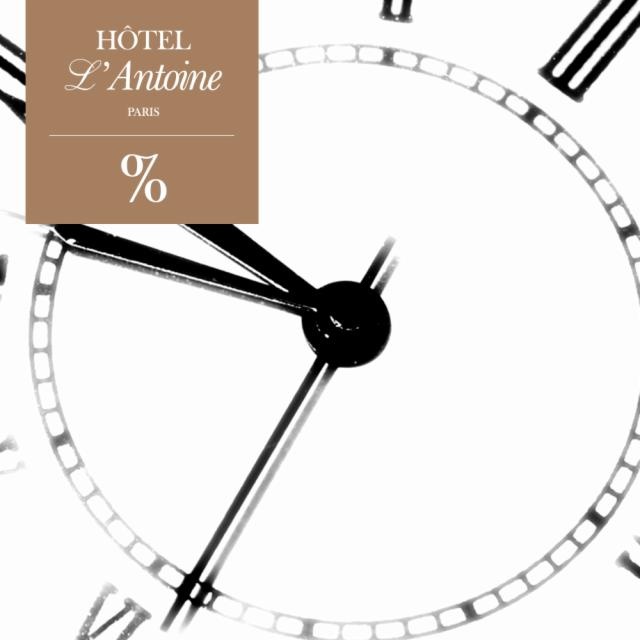 H tel l 39 antoine paris site officiel boutique h tel for Meilleur site hotel derniere minute