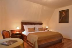 Double room Deluxe with view on the Old Town Square