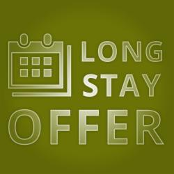 Stay 4 nights and SAVE 13%