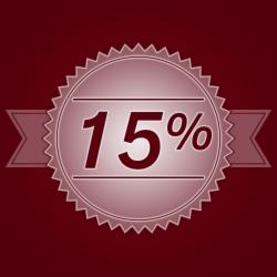 Stay 3 nights and save 15%