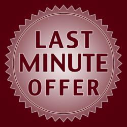 Zusätzliche Last-Minute-Rabatte 5% (Standard Doppelzimmer)