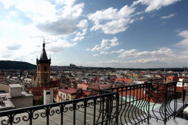 Apartamento Prague Castle View