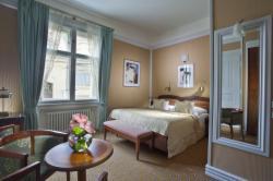 Deluxe pokoj (Snídaně, WiFi, VIP status a vstup do Wellness & Spa centra)