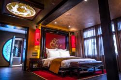 Buddha Aпартамент на 1-2 человек с завтраком (Отмена бесплатно)