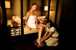 Luxury Spa Paket - Premier zimmer