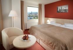 Zůstaňte déle a ušetřete až 20% (Standardní dvoulůžkový pokoj pro 2 osoby se snídaní - zrušení rezervace zdarma)