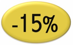 Pay now & Save up to 15% - NON refundable