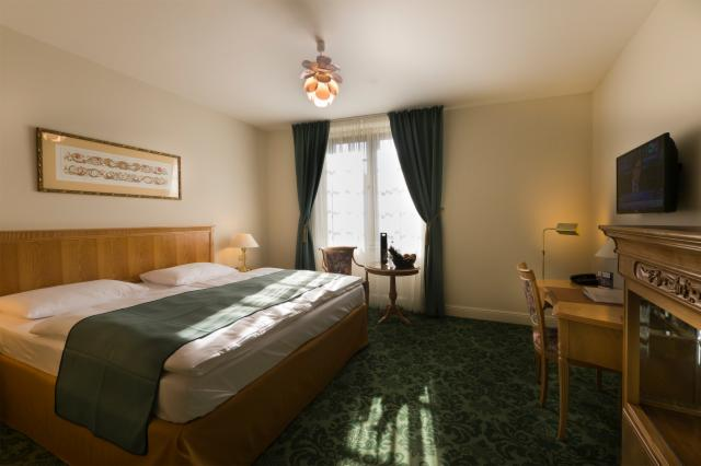 Spa stay AMBASSADOR light (Classic Double Room for 2 people)