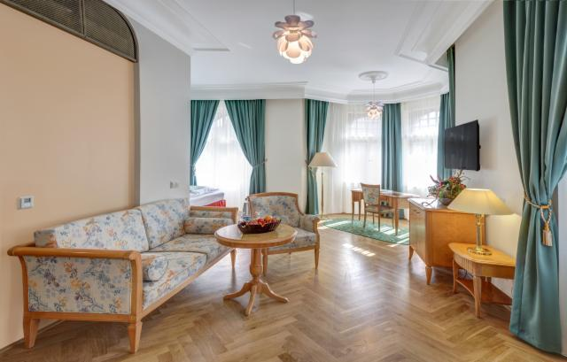 Программа регенерации (Junior Suite for up to 3 people)