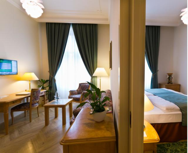 Grand Relax (Suite for up to 3 people)