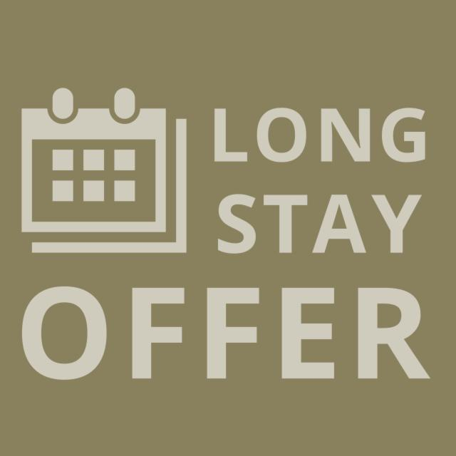 Stay Longer & Save up to 25% (FREE CANCELLATION)